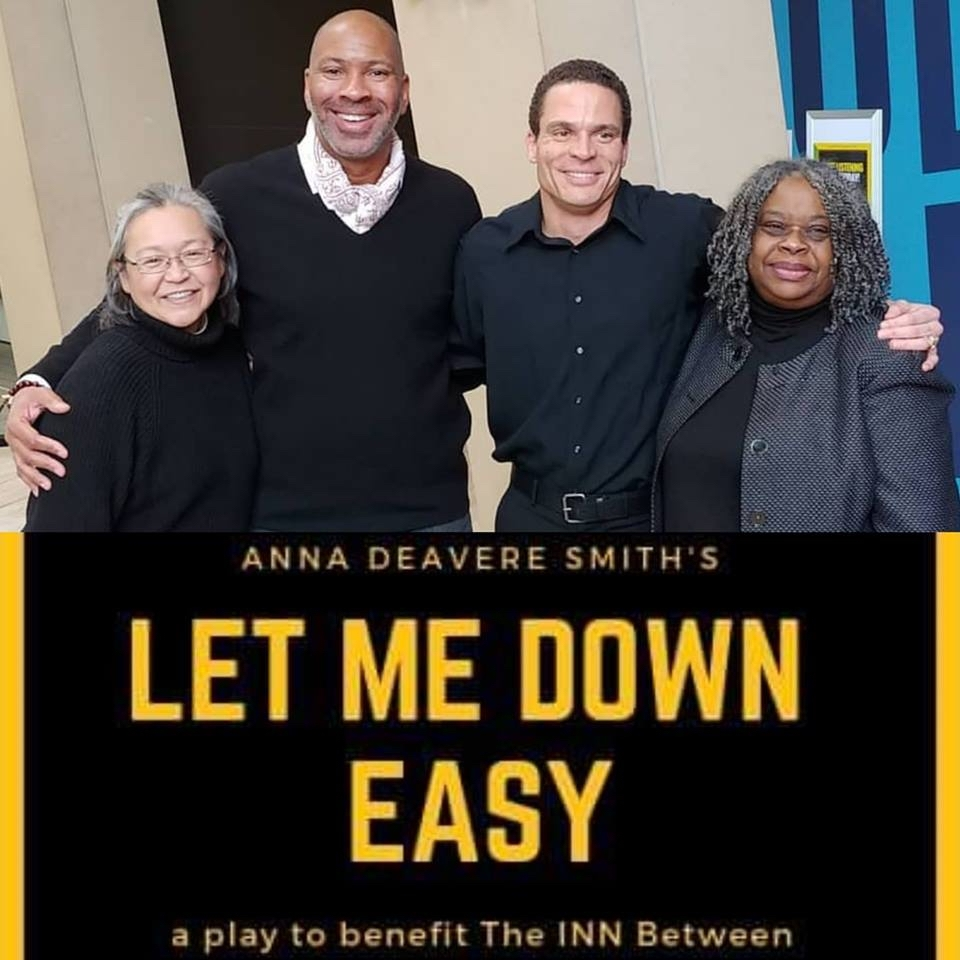 """Let Me Down Easy"" a play to benefit The Inn Between"
